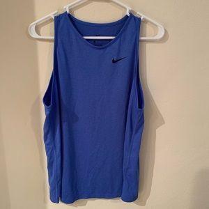 Nike Women's Muscle Tank Top - Large